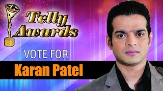 Vote Karan Patel For Yeh Hai Mohabbatein | Best Actor Male | Indian Telly Awards 2014