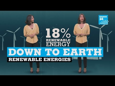 Down to Earth: What's getting in our way of using only renewable energy?