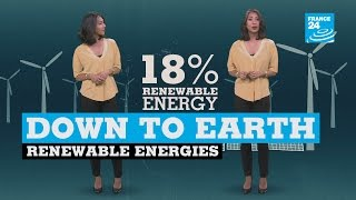 Down to Earth  What's getting in our way of using only renewable energy?