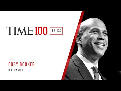 Cory Booker | TIME100 Talks