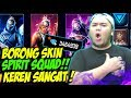 BORONG SKIN AK47 HEADHUNTER DAMAGENYA OVER KAYA PAKE CHEAT!! - FREE FIRE INDONESIA