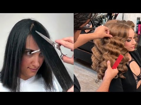 Beautiful Hairstyles Compilation  Viral Makeup Videos on Instagram 2017