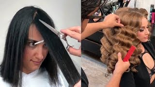 Beautiful Hairstyles Compilation | Viral Makeup Videos on Instagram 2017