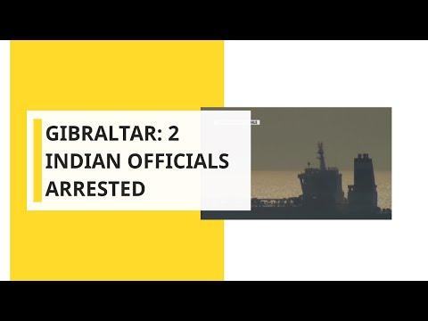 Gibraltar: 2 Indian Officials Arrested