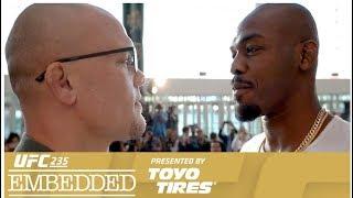 UFC 235: Embedded - Episódio 5