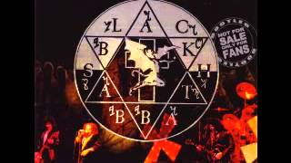 Black Sabbath - Falling Off The Edge Of the World Live In Toronto 19.11.1981