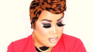 drag smokey eye tutorial   patrickstarrr