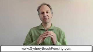 Sydney Brush Fencing: What Are The Main Scams To Avoid?