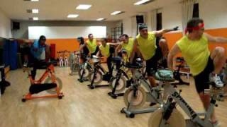 Spin Bike prove