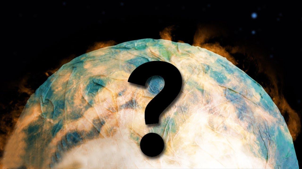 А что если ЗЕМЛЯ ЖИВАЯ?