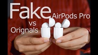 Fake AirPods Pro vs Originals: How to identify the originals from the copycats
