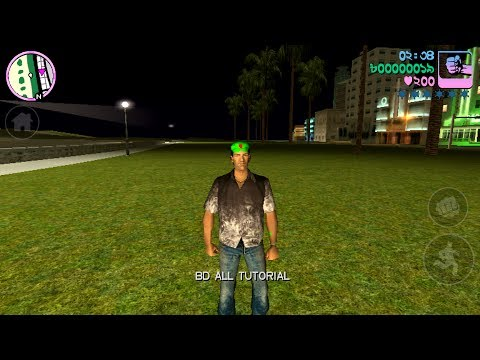 How To Change Gta Vc Android Change Player Skin Design Etc