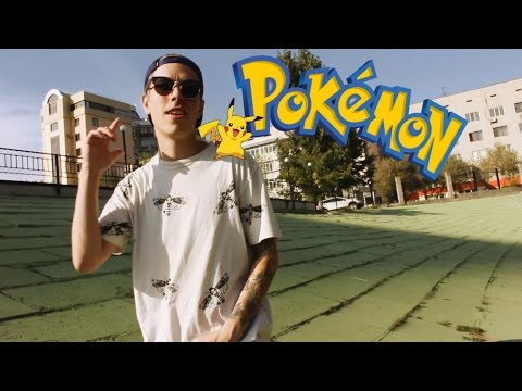 tvoyababushka. - Пөқемон (Pokemon Theme punk/post-hardcore cover, kazakh edition)