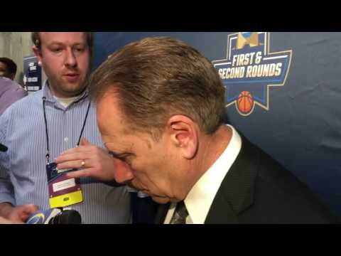 Tom Izzo after Miami win