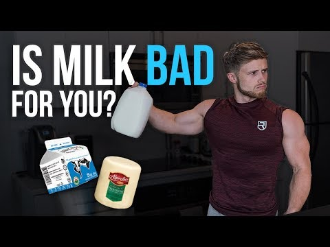 Hgh in Milk
