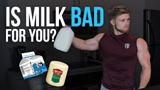 The Science of MILK (Is It Really Good For You?) | Acne, Cancer, Bodyfat...