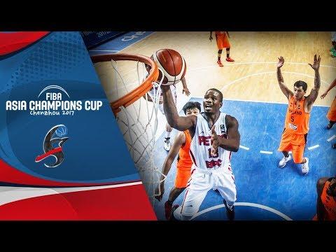 🔴 LIVE - Petrochimi (IRI) v Mono Vampire (THA) - FIBA Asia Champions Cup 2017
