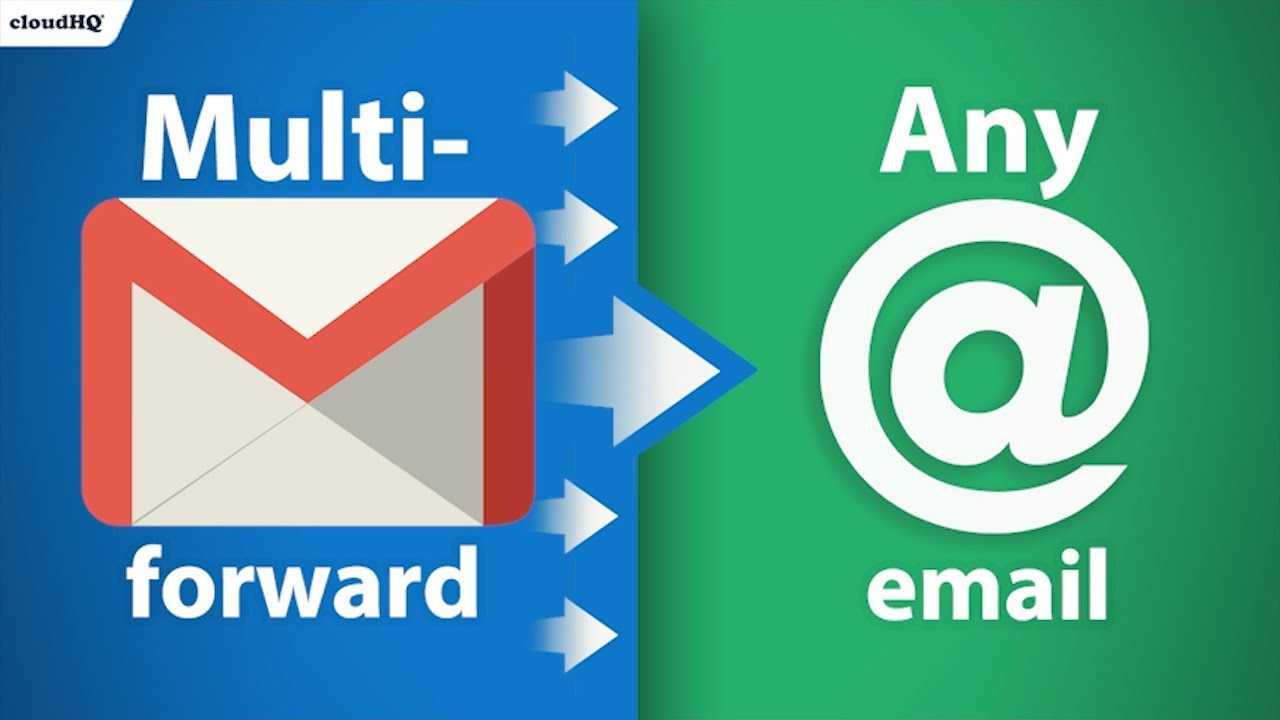 How to bulk forward multiple emails in Gmail at once 2019