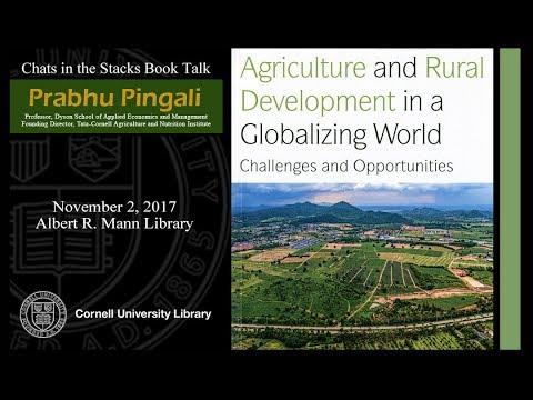Pingali, Agriculture & Rural Development