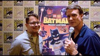 Matt Peters Interview For LEGO DC Batman: Family Matters