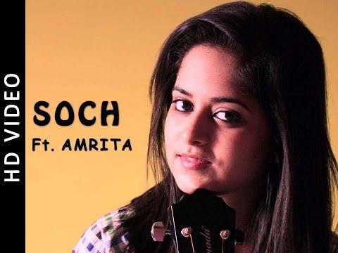 Soch Na Sake | Airlift | Cover By Amrita Nayak | Arijit Singh, Hardy Sandhu | Akshay Kumar