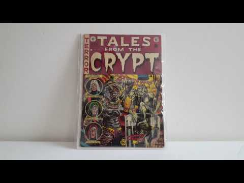 My EC Collection - Tales From the Crypt - RIP Jack Davis