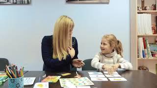 Урок английского с ребенком 5 лет.Часть 2