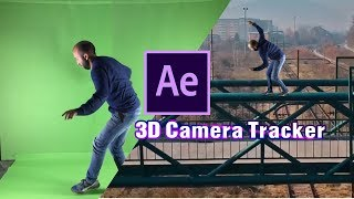 3D Camera Tracker   Tracking   After Effect Tracking Camera