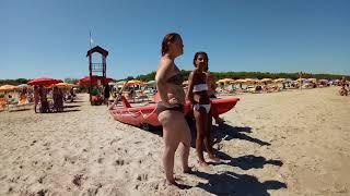 Camping La Pineta en Campomarino Lido estate 2017