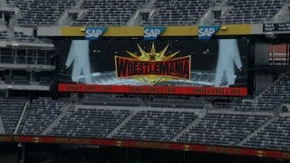 The Meadowlands will host WrestleMania 35