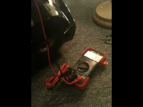 hook up dual voice coil subs mono amp