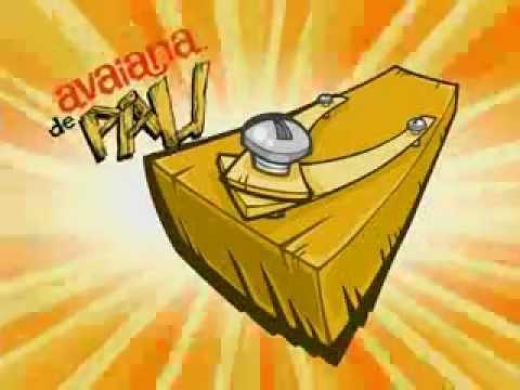 video mundo canibal - apresenta avaiana de pal...