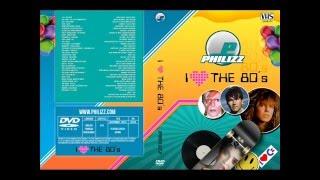 Philizz - I ♥ The 80's
