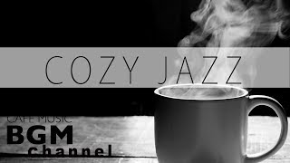Relaxing Jazz Music - Slow Cafe Music - Music For Study