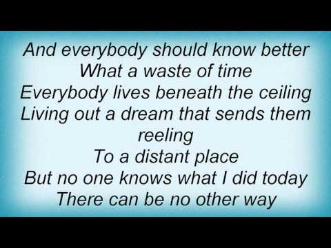 18332 Pink Floyd - It Would Be So Nice Lyrics