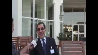 مقابلة خاصة مع معالي الاستاذ عبدالعزيز خلف  بمناسبة مرور 40 عاما على انشاء المصرف