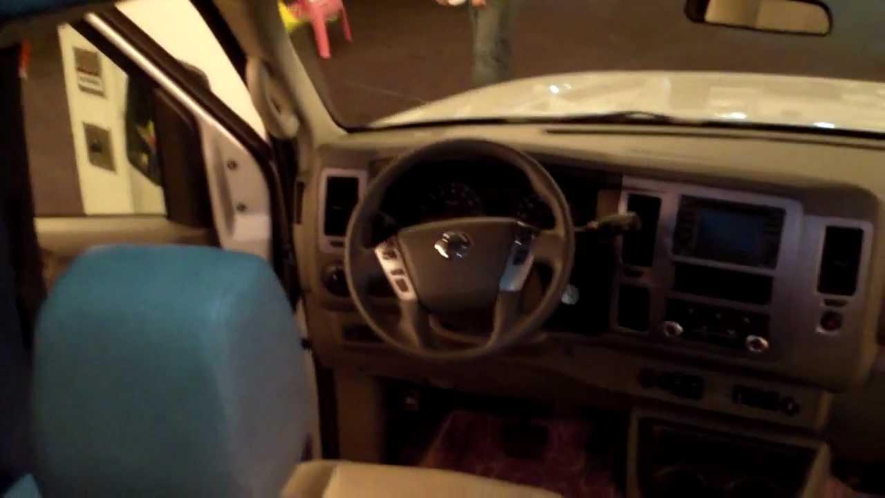 Nissan Nv Camper Van By Roadtrek Youtube