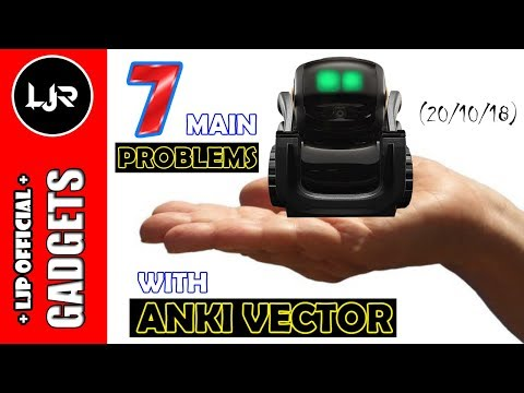 My Top 7 Problems With Anki Vector