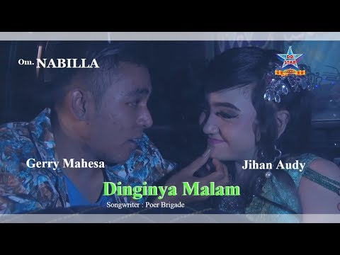 Duet Mesra Jihan Audy feat Gerry Mahesa - Dinginya Malam [official music video]