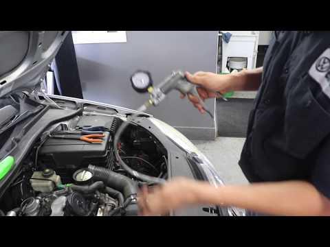2007 VW Jetta P0455 Check Engine Light Evap System Large Leak Bad N80 Purge Valve