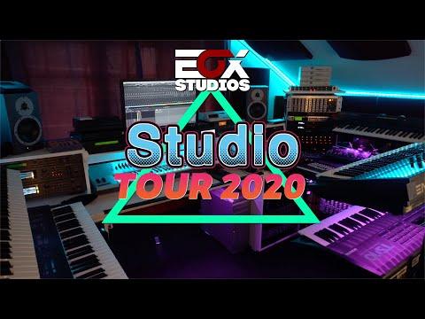 EOX Studios - Studio Tour 2020