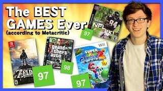 The Best Games of All Time - Scott The Woz