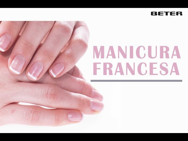 manicura francesa fcil en casa beter nail care - Manicura Francesa Facil