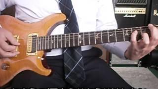説明 音と絵は別撮りです。音源ではギター2本ですが、映像では1本にま...