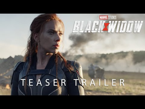 Chris Davis - Scarlett Johansson in FIRST 'Black Widow' Teaser Trailer!