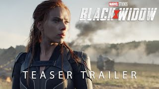 Marvel Studios\' Black Widow - Official Teaser Trailer