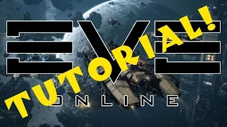 Eve Online: Tutorial for Complete Beginners! - Ep 1: Starting from Scratch