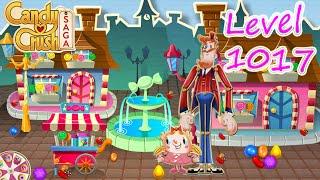 Candy Crush Saga Level 1017 (NO BOOSTERS)