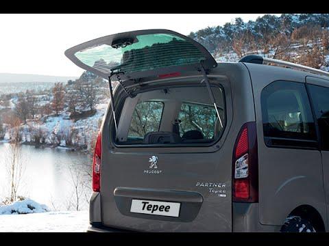 Тест Peugeot Partner Tepee 1.6 HDi: зимнее душевное путешествие в Стеблёв