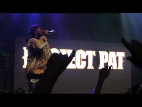 Project Pat - Chicken Head, Live